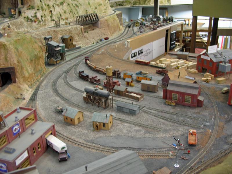 Ho scale narrow gauge trains