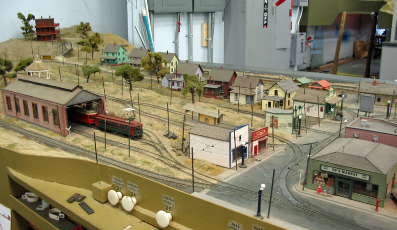 Ho Scale Trolley Division