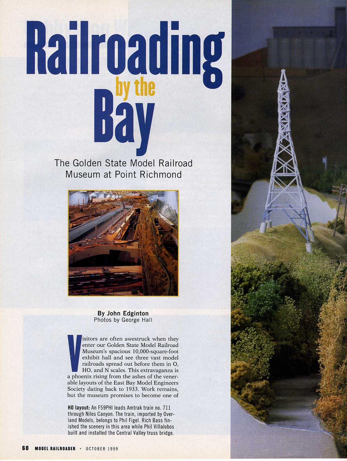 Gsmrm Ebmes Publications And Multimedia Two Circuits Model Railroader Magazine Railroading California Dreaming Golden State Railroad Museum